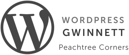 WordPress Gwinnett Peachtree Corners